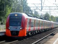 Санкт-Петербург. ЭС1-007, ЭС1-010