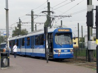 Краков. Duewag GT8S №3065