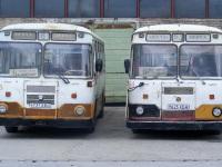 Амурск. ЛиАЗ-677М 6727ХБО, ЛиАЗ-677М 9625ХБА