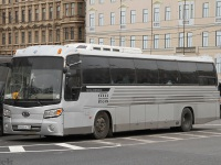 Санкт-Петербург. Kia Granbird KM948 Greenfield о465ка