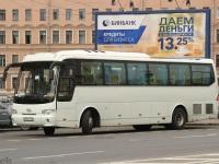 Санкт-Петербург. JAC HK6120 в316ун