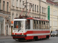 Санкт-Петербург. 71-134А (ЛМ-99АВ) №3302