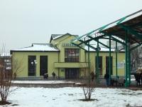 Гродно. Здание междугородного автовокзала