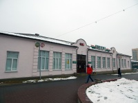 Гродно. Здание пригородного автовокзала