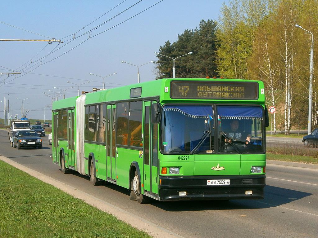 Гродно. МАЗ-105.065 AA7559-4