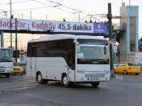 Стамбул. Otokar Sultan 34 JN 7678