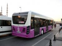 Стамбул. TCV Karat L CNG 34 VD 6150