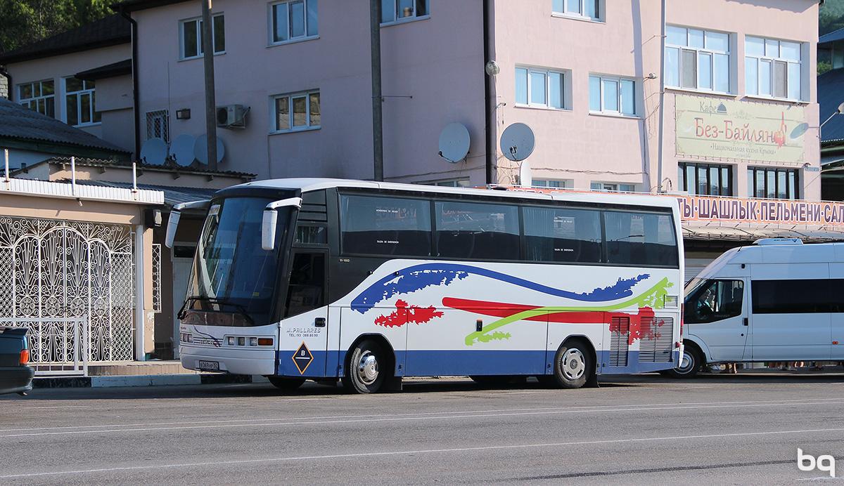 Крым. Ugarte CX-Elite Midi в069нр
