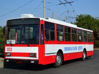 Николаев. Škoda 14Tr №3022