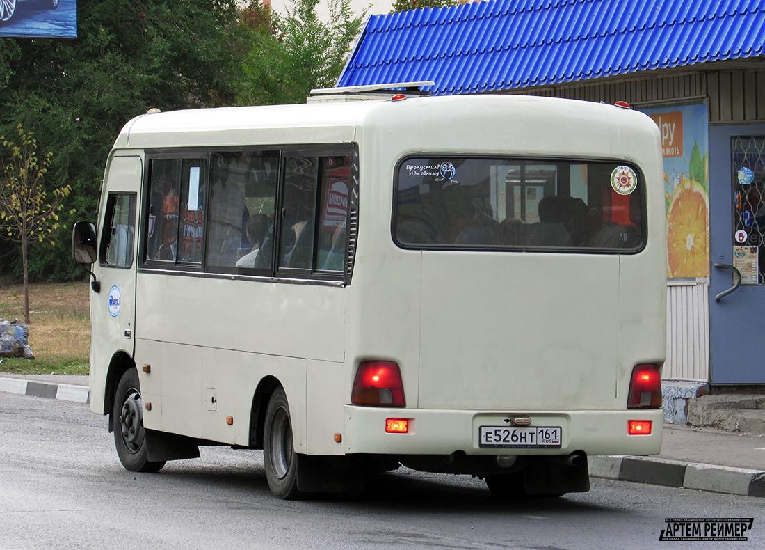 Ростов-на-Дону. Hyundai County SWB е526нт