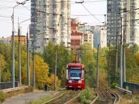 В Киеве 10 октября 2015 года состоялся парад трамваев