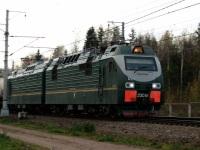 Санкт-Петербург. 2ЭС4К-027