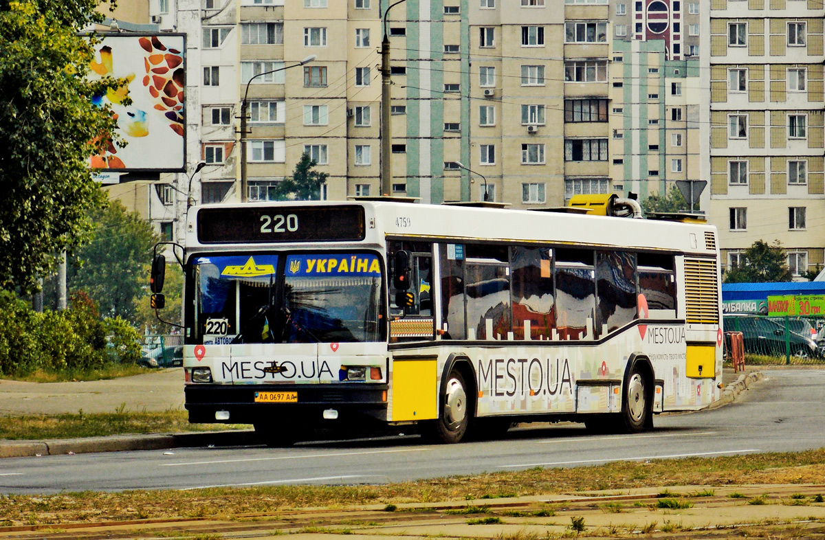 Киев. МАЗ-103.076 AA0697AA