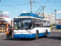Санкт-Петербург. БТЗ-52768Т №6531