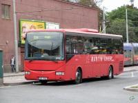 Прага. Irisbus Crossway 12M 1SF 3828