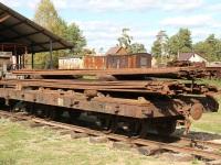 Переславль-Залесский. Грузовая платформа (год постройки - 1928)