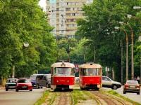 Киев. Tatra T3SU №5516, Tatra T3SU №5701