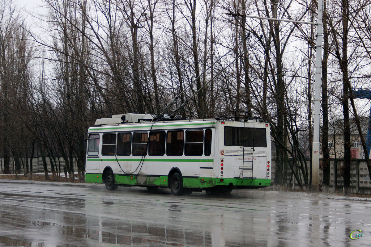 Волгодонск. ВЗТМ-5280 №42