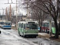 Волгодонск. ЗиУ-682В00 №21, ЗиУ-682В-012 (ЗиУ-682В0А) №34, ЗиУ-682Г00 №38