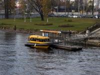 Санкт-Петербург. Катер «Новая Волна 4» (СЗ 17-100)