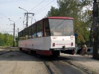 Тула. Tatra T6B5 (Tatra T3M) №347
