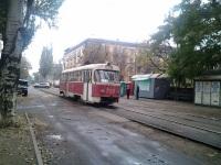 Запорожье. Tatra T3SU №721