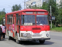Амурск. ЛиАЗ-677М а795ао
