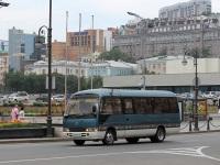 Владивосток. Toyota Coaster р291ва