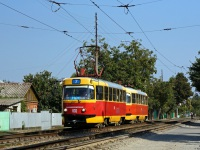 Краснодар. Tatra T3SU №002