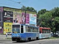 Хабаровск. 71-134А (ЛМ-99АВН) №108, 71-608К (КТМ-8) №310