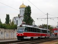 Краснодар. Tatra T3SU №055
