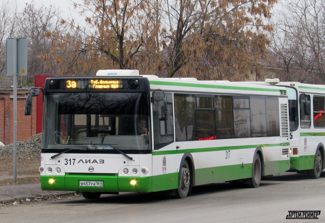 Ростов-на-Дону. ЛиАЗ-5292.60 в457уа
