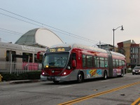 Лос-Анджелес. NABI 60-BRT 1250326