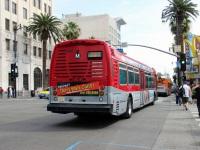 Лос-Анджелес. NABI Metro 45C 1207938