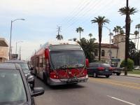 Лос-Анджелес. NABI 60-BRT 1250342
