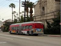 Лос-Анджелес. NABI 60-BRT 1225802