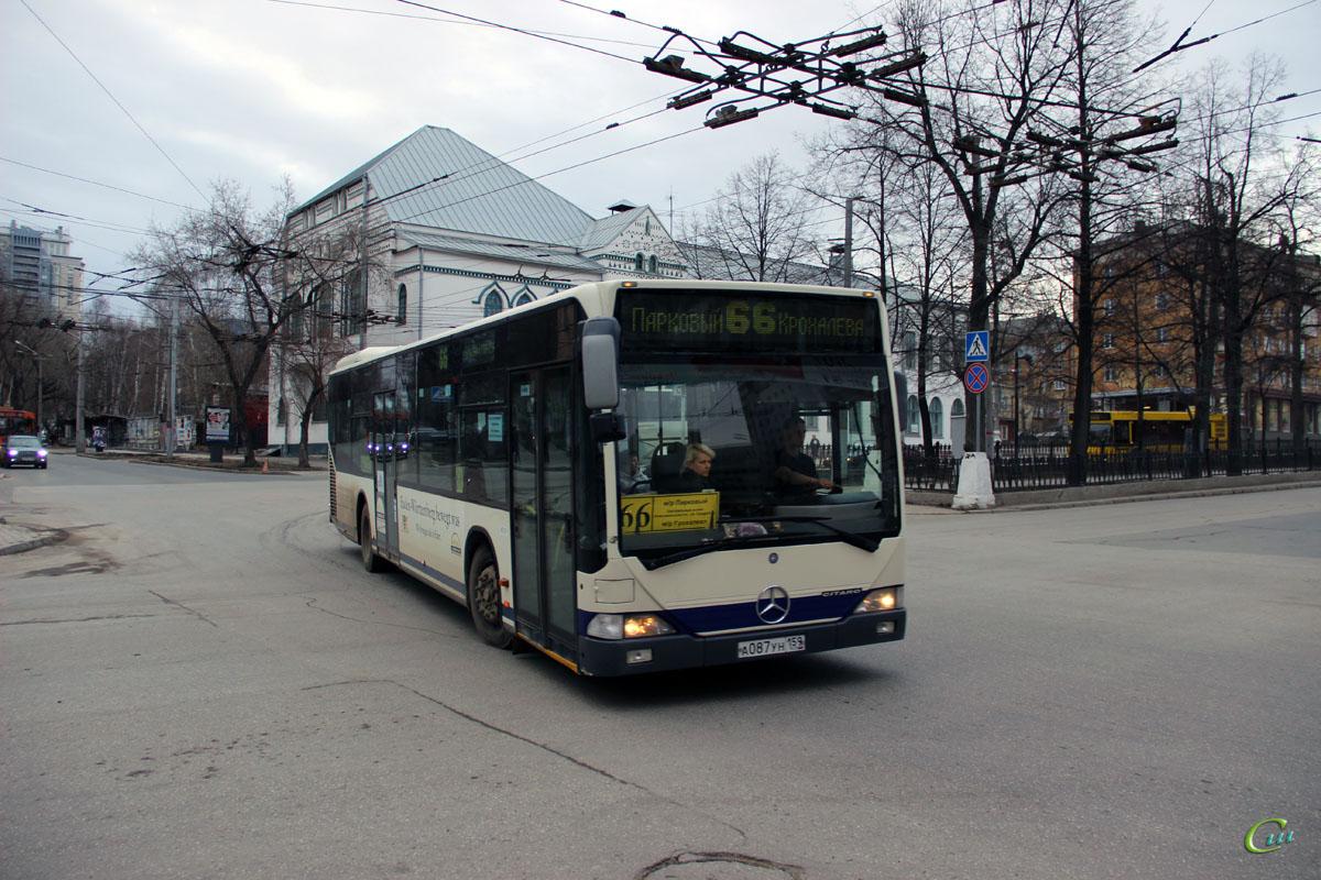 Пермь. Mercedes-Benz O530 Citaro а087ун