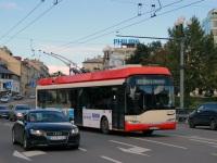 Вильнюс. Solaris Trollino 15 №1708