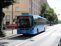 Хельсинки. Volvo 8900 GKN-298