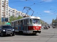 Самара. Tatra T3SU №893