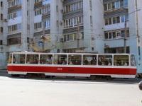 Самара. Tatra T6B5 (Tatra T3M) №1035