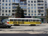 Самара. Tatra T3SU №842