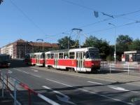 Прага. Tatra T3 №8360