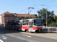 Прага. Tatra T6A5 №8631