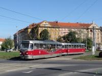 Прага. Tatra T3R.PLF №8260, Tatra T3 №8572