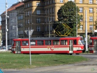 Прага. Tatra T3 №5525