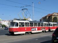 Прага. Tatra T3SUCS №7046