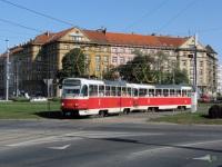 Прага. Tatra T3 №8410, Tatra T3 №8411