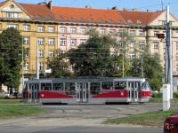 Прага. Tatra T3R.PLF №8254
