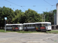 Харьков. Tatra T3SU №657, Tatra T3SU №658